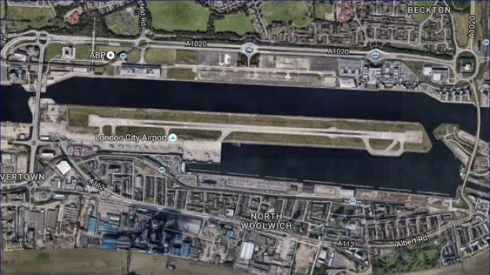 79 yıllık bomba için Londra'daki havalimanı kapatıldı