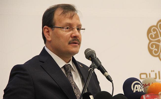 Başbakan Yardımcısı Çavuşoğlu'ndan Bursa'da Kılıçdaroğlu'na sert sözler