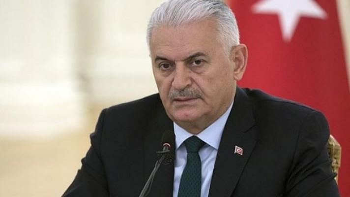 Başbakan Yıldırım YPG'li gazeteciye haddini bildirdi