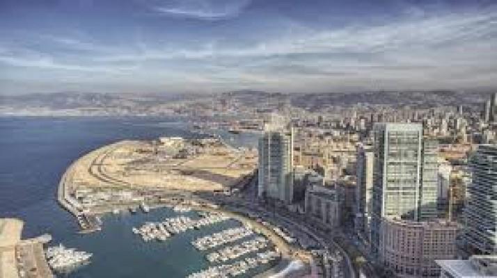 Beyaz karlar ülkesi: Lübnan