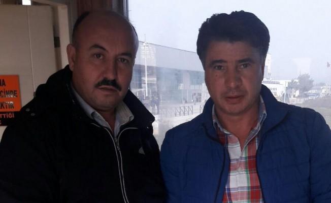Bursa'da taksiciden örnek davranış