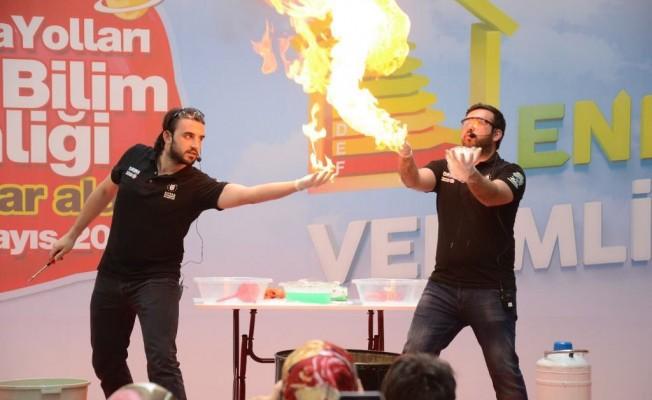 Bursa'da BMT ziyaretçilerini sürprizlerle ağırlıyor