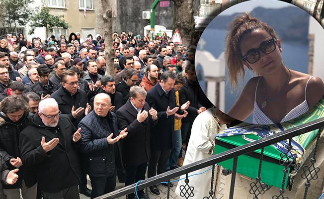 Bursa'da derede ölü bulunan genç kadın son yolculuğuna uğurlandı