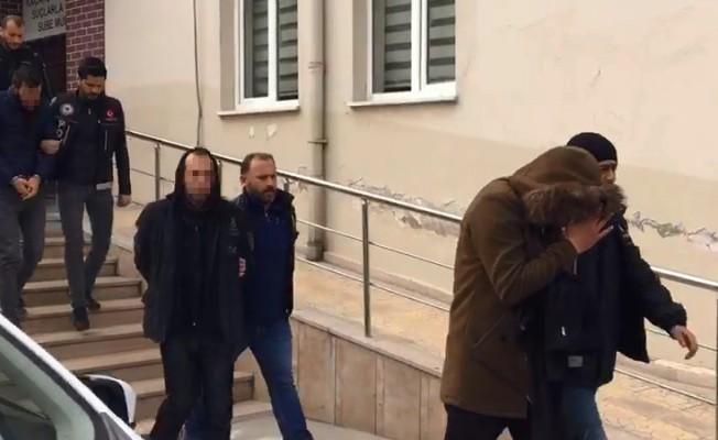 Bursa'da o çete çökertildi!