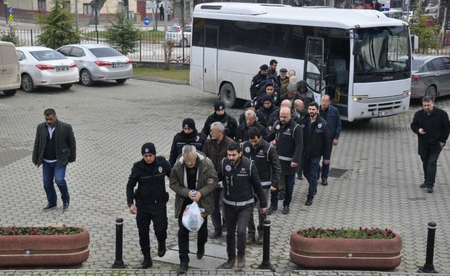 Bursa'da silah kaçakçılarına operasyon: 61 gözaltı