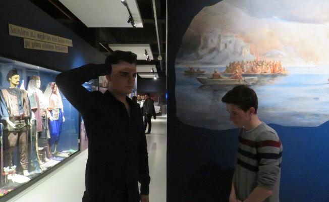 Bursa'daki müzede drama var