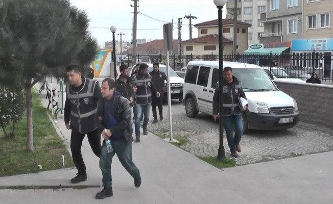 Bursa'daki uyuşturucu operasyonları devam ediyor