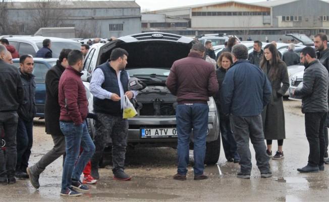 Bursalılar ikinci el otomobil pazarına akın etti!
