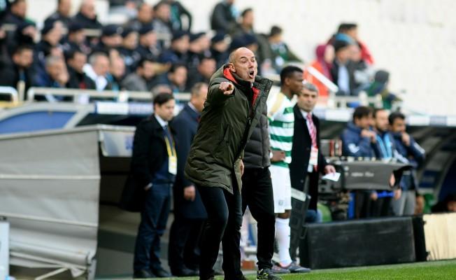 Bursaspor'da Le Guen kararı