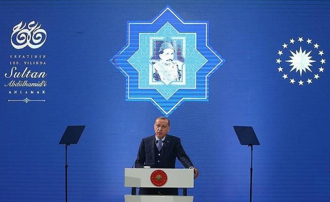 Cumhurbaşkanı Erdoğan: Birileri bu ülkenin tarihini 1923'ten başlatmaya çalışıyor