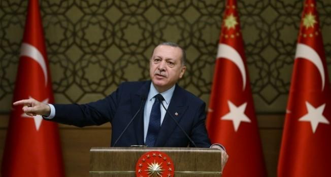 Cumhurbaşkanı Erdoğan'dan ABD'ye çok sert uyarı