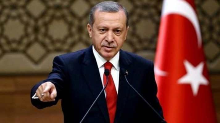 Cumhurbaşkanı Erdoğan'dan Afrin şehidinin evine ziyaret
