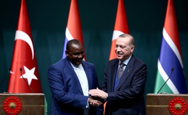 """Cumhurbaşkanı Erdoğan: """"FETÖ varlık gösterdiği ülkeler için büyük bir tehdittir"""""""