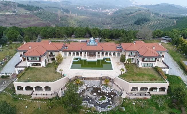 'FETÖ'nün Bursa'daki malikanesine el konuldu