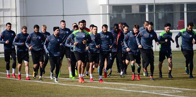 Galatasaray, yenileme çalışması yaptı