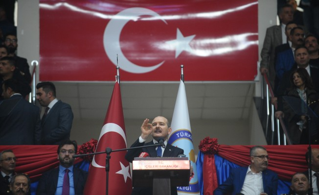 İçişleri Bakanı Süleyman Soylu Bursa'da