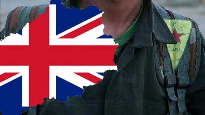 İngiltere'den bir vatandaşına daha PYD davası