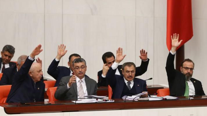 Meclis az önce kabul etti! 697 sayılı KHK kanunlaştı