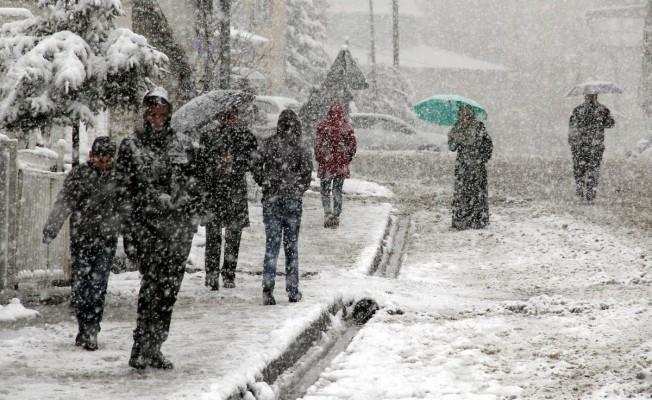 Meteorolojiden bu illere kar yağışı uyarısı