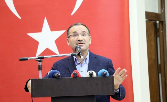 """""""PKK, DAEŞ ne ise YPG, PYD FETÖ terör örgütüdür, bunların sadece ambalajları farklıdır"""""""