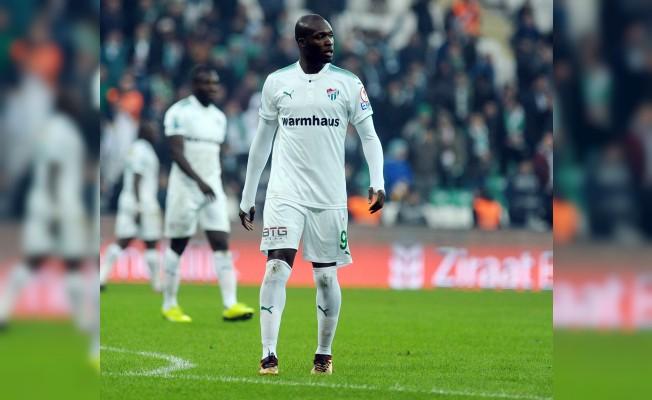 Sakatlığı süren Sow, Galatasaray maçına yetişecek