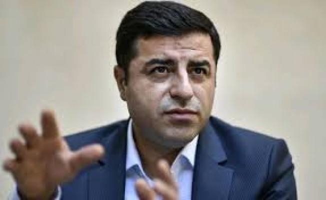 Selahattin Demirtaş'ın talebi reddedildi