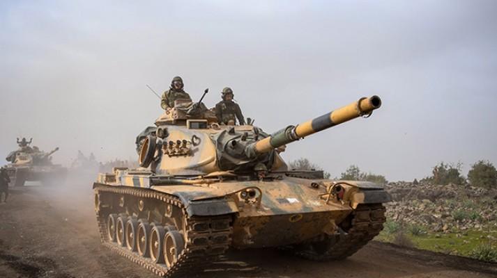 Suriye'nin açıklamasına TSK'dan cevap!