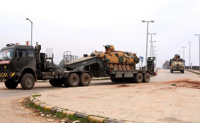 TSK'dan İdlib'e yeni ateşkes gözlem noktası