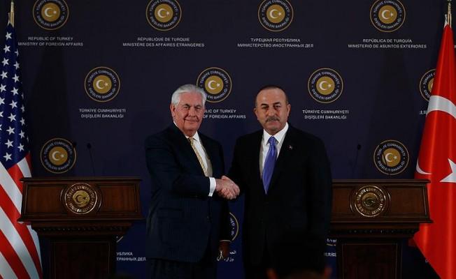 Türk-Amerikan ortak açıklaması 'YPG'yi işaret etti'