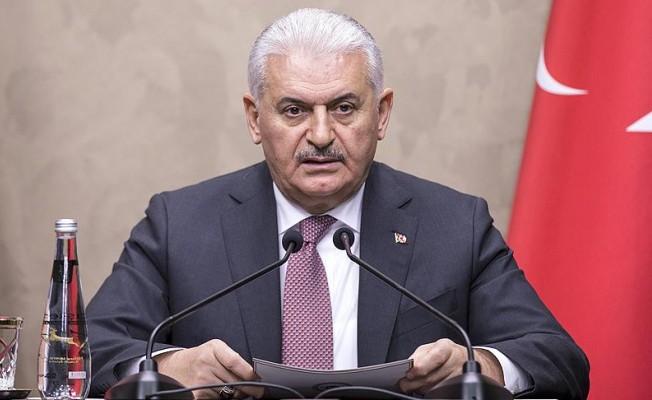 Başbakan Yıldırım'dan Çipras'a 'gerginlik' uyarısı