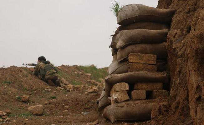 Zeytin Dalı Harekatı'nda 1369 terörist öldürüldü