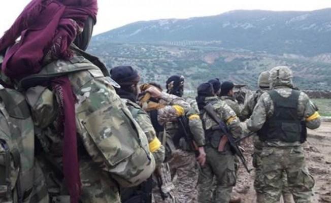 400 asker Afrin'e doğru yola çıktı