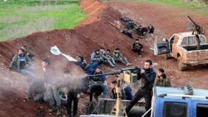 Afrin'de kritik noktalar teröristlerden temizlendi