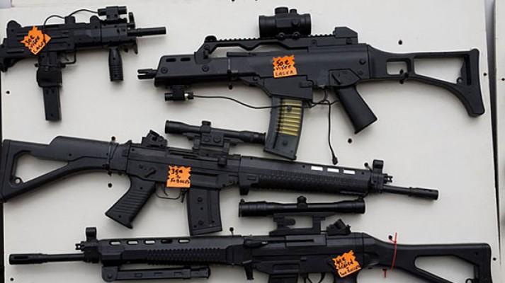 Amerikan silahlarının yarısı Orta Doğu'ya gitti