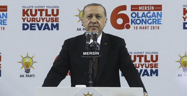 Cumhurbaşkanı Erdoğan'dan NATO'ya Suriye çağrısı