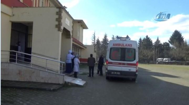 Düzce'de karın ağrısı şikayeti ile hastaneye başvuran öğrenci sayısı 43'e yükseldi