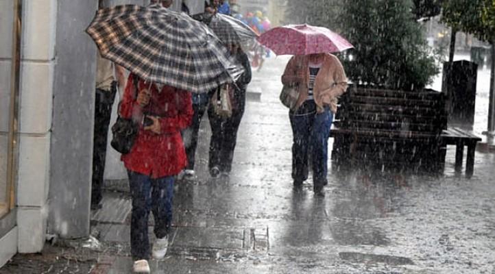 Meteorojiden uyarı geldi! Bursa'da bugün...