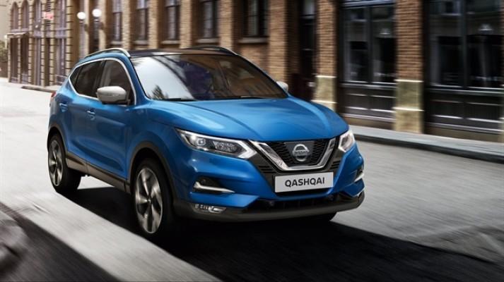 2.000 beygirlik Nissan Qashqai geliyor
