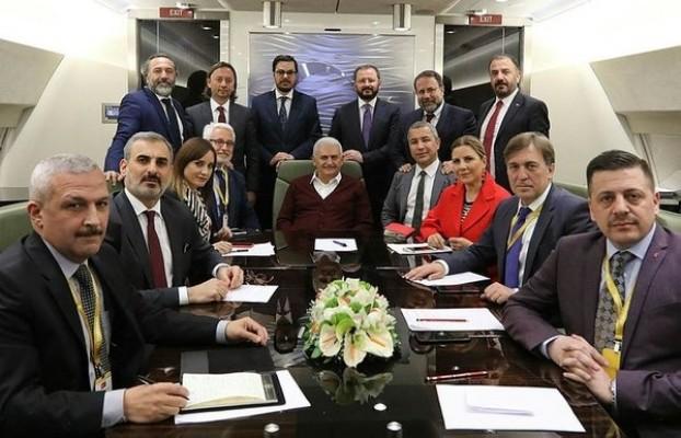 Başbakan Yıldırım'dan çatı aday yorumu