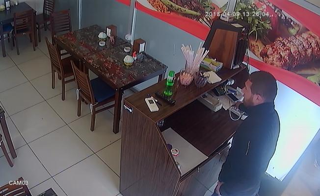 Bursa'da saniyeler içinde hırsızlık!