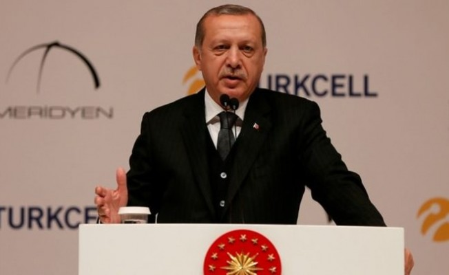 """Cumhurbaşkanı Erdoğan: """"Biz her şeye rağmen umutluyuz"""""""