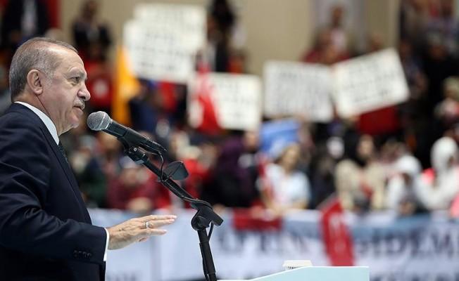 Cumhurbaşkanı Erdoğan'dan Suriye açıklaması!
