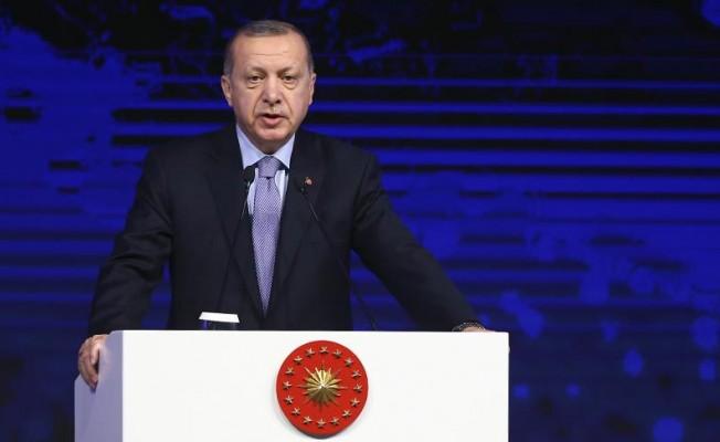 """Cumhurbaşkanı Erdoğan: """"Olmaz olsun böyle barış"""""""