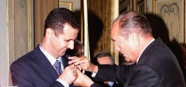 Fransa'dan Esad'a yeni hamle