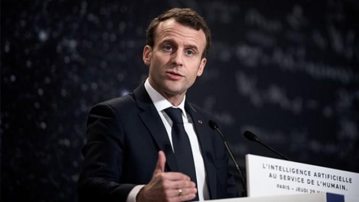 Hükümetten Macron'a yanıt!