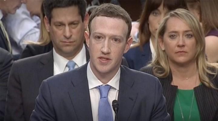 Mark Zuckerberg, ABD Seantosu'na bağlı Adalet Komitesi önünde ifade verdi