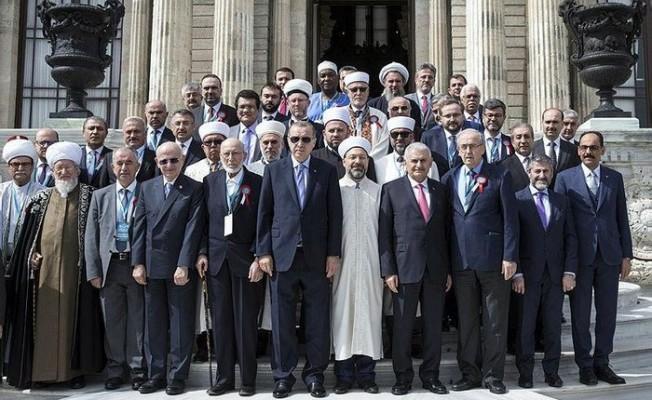 Recep Tayyip Erdoğan: ''Dost bildiğimiz ülkeler riyakâr''