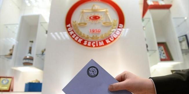 YSK'dan 24 Haziran seçimleriyle ilgili açıklama