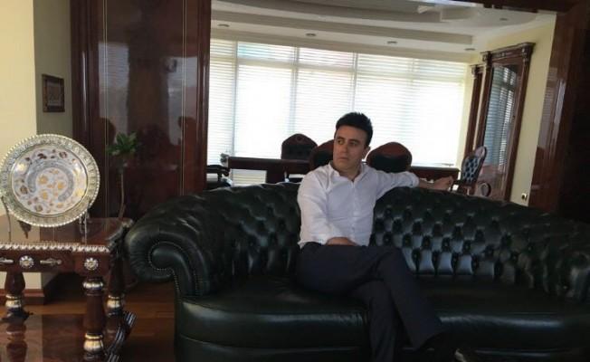 """Adnan Yılmaz: """"Kupayı Ankara'ya bekliyoruz"""""""
