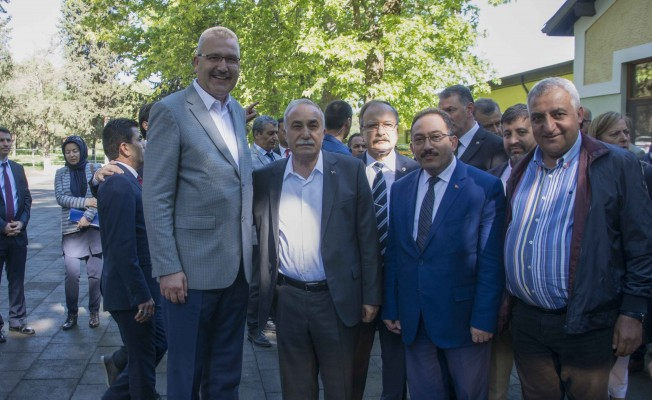 Bakan Fakıbaba'dan Karacabey'e müjdeli haber
